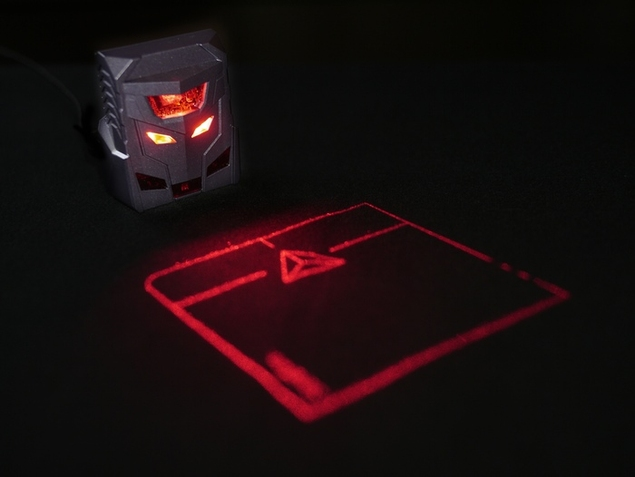 Meet Odin Projection Mouse, Wondercube Multi-Tool for Your Smartphone