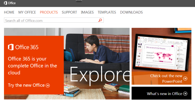 Microsoft unveils Office365 for consumers, available at an annual subscription price of Rs. 4,199