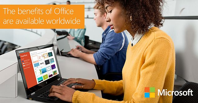 Microsoft Offering Free Office 365 Subscriptions to Students Worldwide