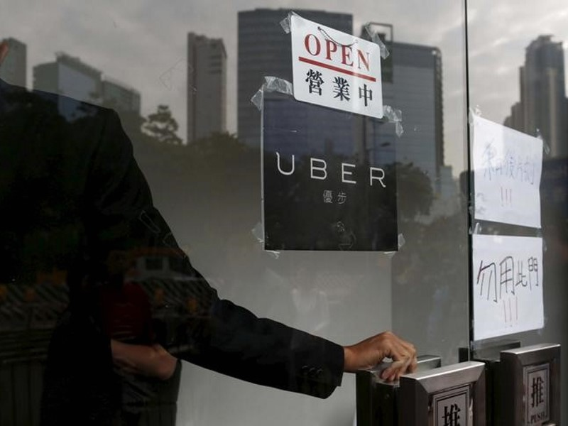 Uber Losing $1 Billion a Year to Compete in China
