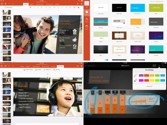 Office for iPad Downloaded 27 Million Times in 46 Days: Microsoft