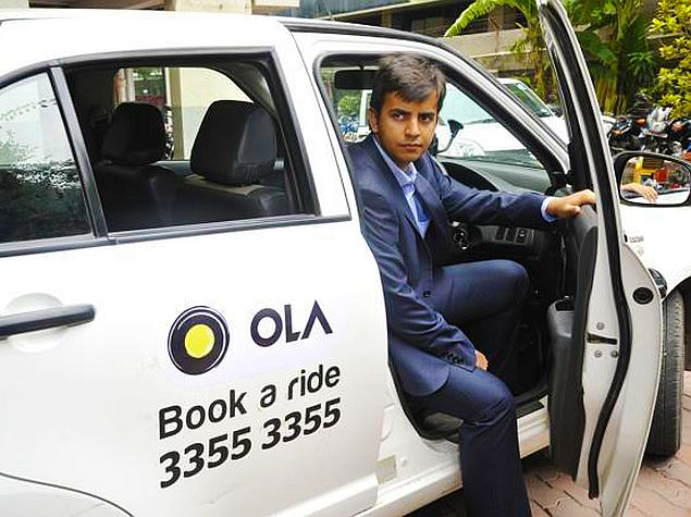 Personally Tech With Bhavish Aggarwal, Co-Founder and CEO, Olacabs