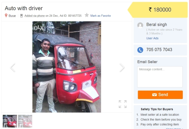 The 10 Weirdest Things You Can Buy Off OLX and Quikr | NDTV