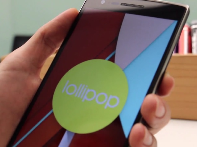 OnePlus One Android 5.0 Lollipop Update Teased on Video