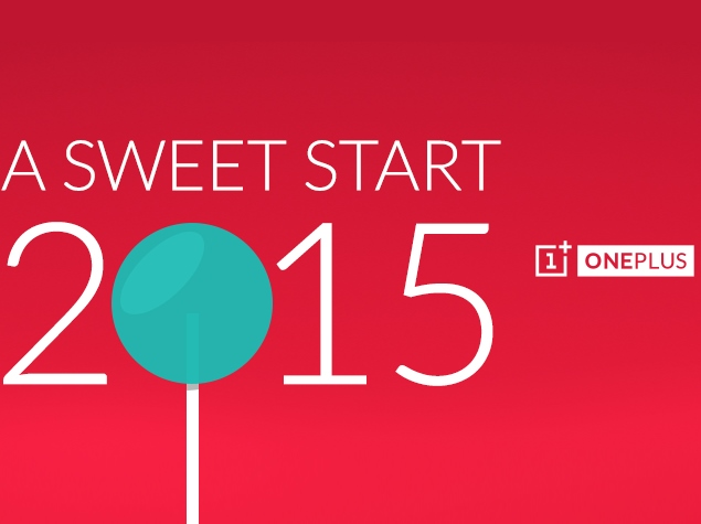 OnePlus Releases Alpha Build of Android 5.0 Lollipop Custom ROM for OnePlus One