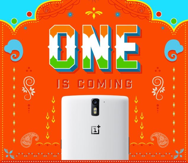 OnePlus One 64GB Variant Set to Launch at Under Rs. 25,000