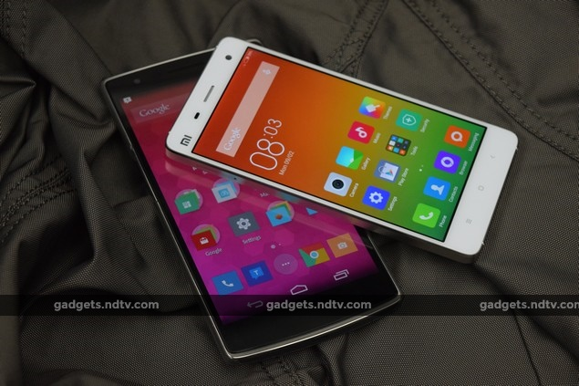OnePlus One v Xiaomi Mi 4: Which One Is Right for Mi?