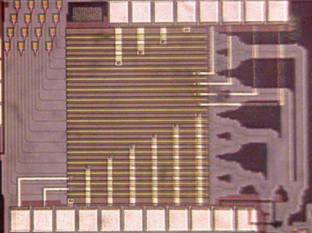 New chip that turns cellphones into lens-less projectors