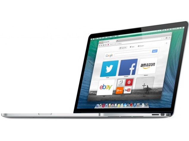 Opera 21 Hardware-Accelerated Browser Released for Mac and Windows