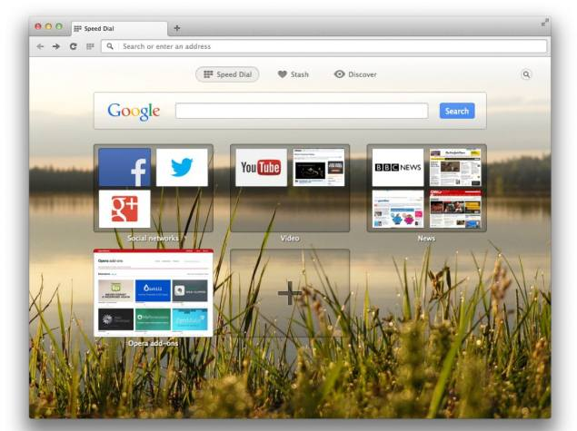 Opera 22 for Windows and Mac Brings New Themes and Silent ...