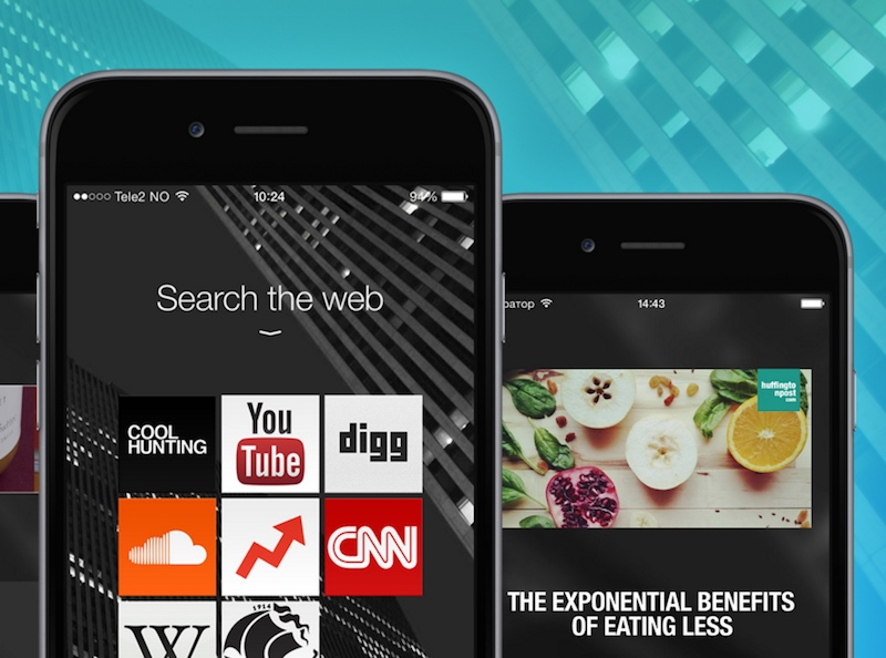 Opera Coast for iPhone Now Shows News Articles From Your Favourite Websites