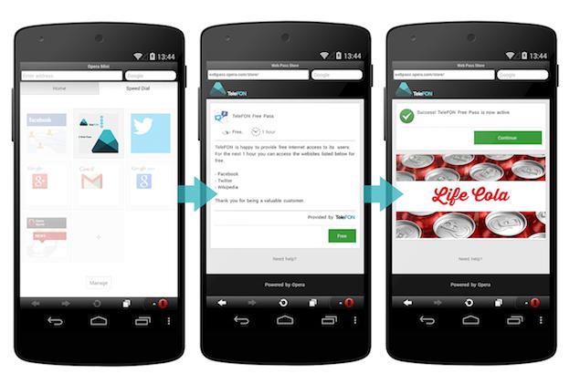 Opera Web Pass platform announced, rewards users that watch advertisements