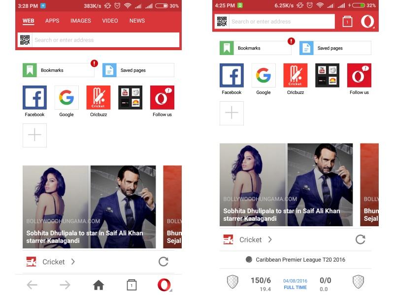 Opera Mini Review | NDTV Gadgets360 com