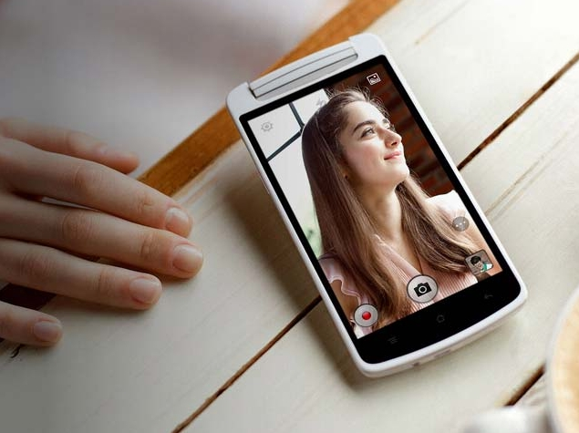 Oppo N1 Mini With 13-Megapixel Rotating Camera 'Coming Soon' to India