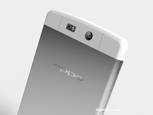 Oppo N3 to Launch on October 29; Leaked Render Image Tips New Design
