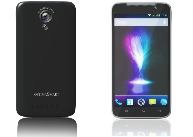 Optima Smart OPS 80 and OPS 80Q Android phablets launched in India