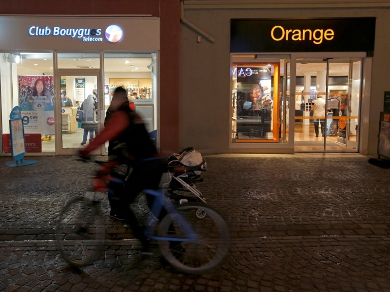 Orange, Bouygues Telecom Revive French Merger Plans
