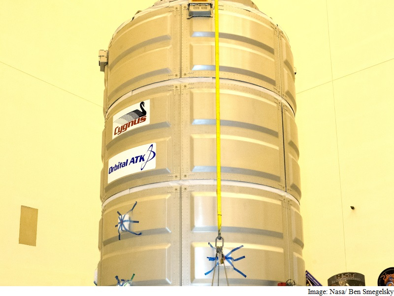 ISS Set to Receive Sticky, Stony, and Sizzling Science
