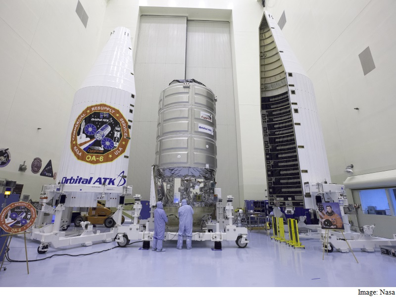Latest ISS Delivery Rich in Science and Technology