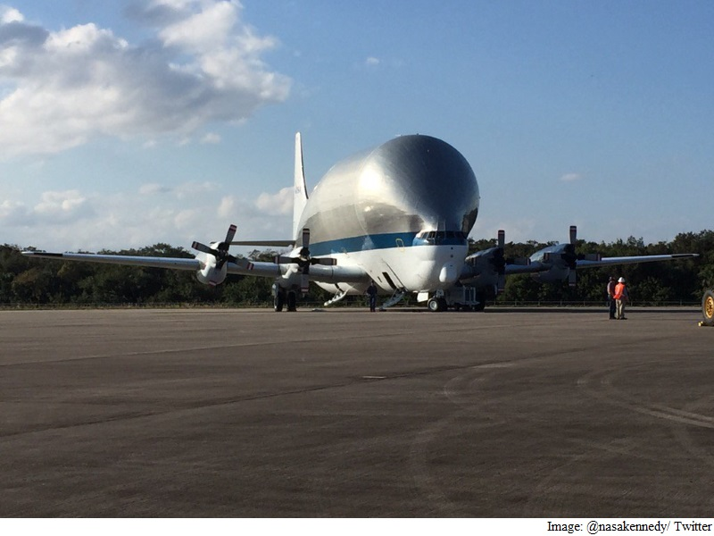 Nasa's Mars-Bound Orion Spacecraft Lands in Florida for Tests