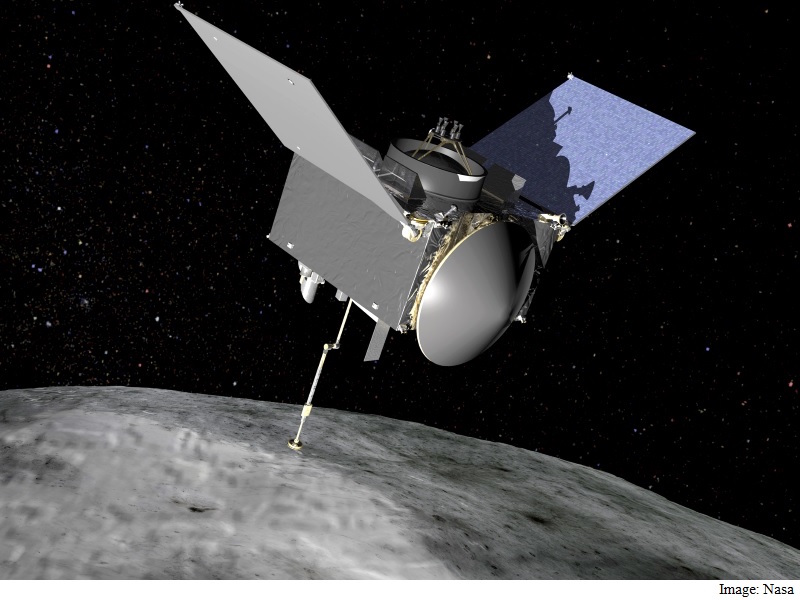 Nasa to Launch First US Asteroid Sample Return Mission on September 8