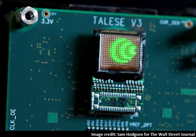 Quantum Photonic Imager to Bring Holographic Projection Tech to Phones