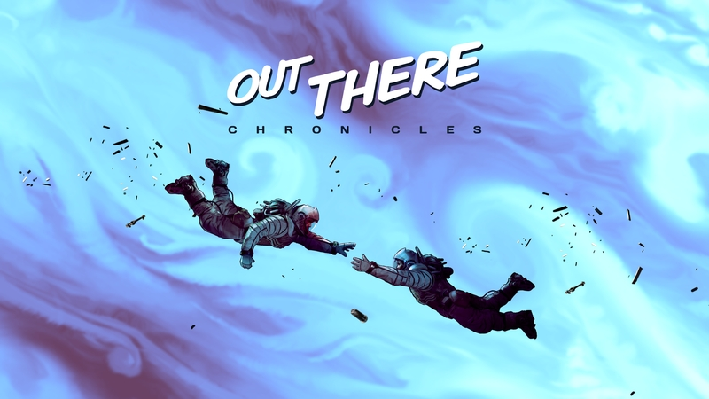 Out There Chronicles Is a Fantastic Science Fiction Interactive Comic