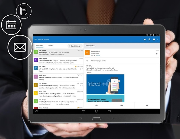 The Best Free Email Clients for Android