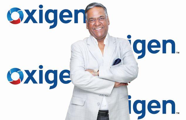 Personally Tech With Oxigen Founder Pramod Saxena