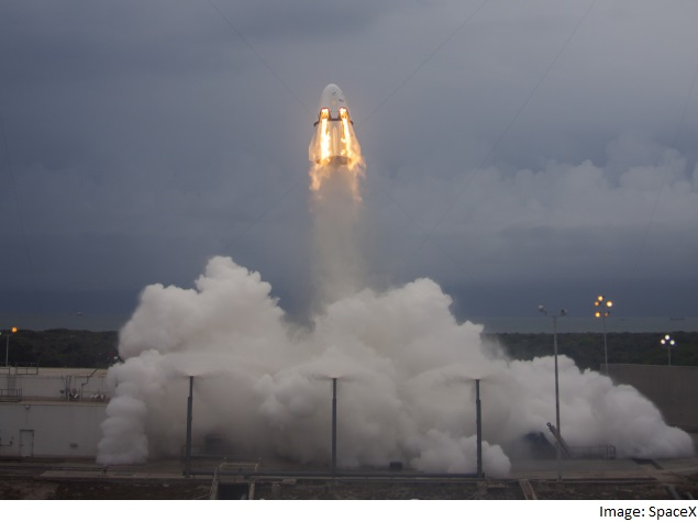 Successful SpaceX Astronaut Escape Test 'Bodes Well for Future'