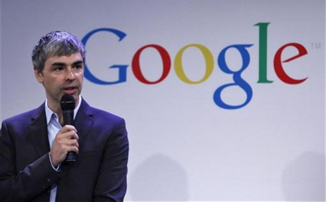 Google CEO on Andy Rubin, Sundar Pichai and Android