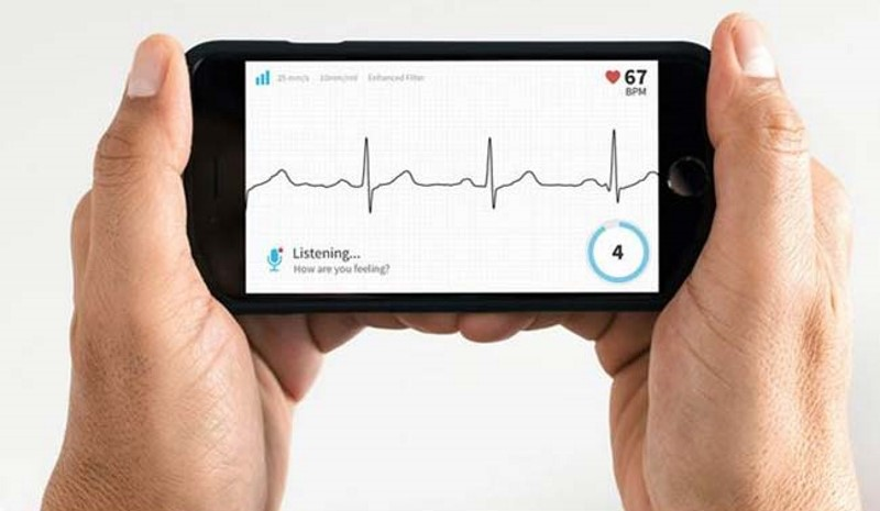 AliveCor Heart Monitor App Could Replace Palpitation Monitors: Study