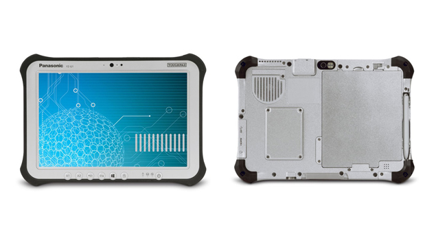 Panasonic unveils Windows 8 Pro-running FZ-G1, Android-running JT-B1 Toughpads