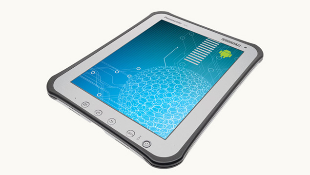 Panasonic's first Android-based 'Toughpad' unveiled in Asia