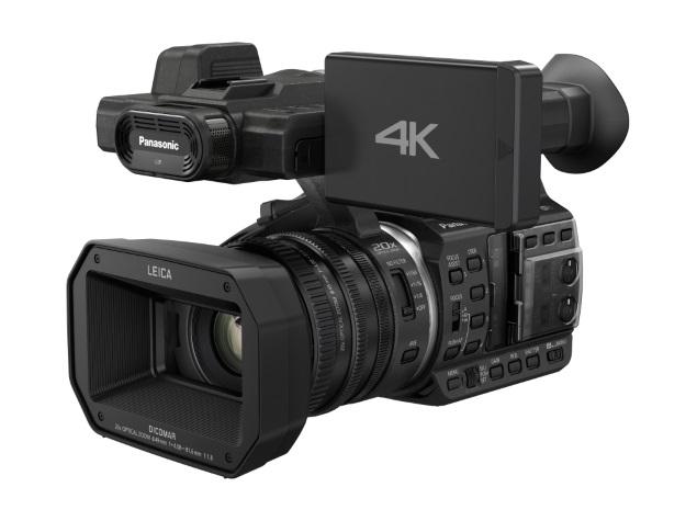 Panasonic HC-X1000 4K UHD Camcorder Launched at Rs. 1,79,000