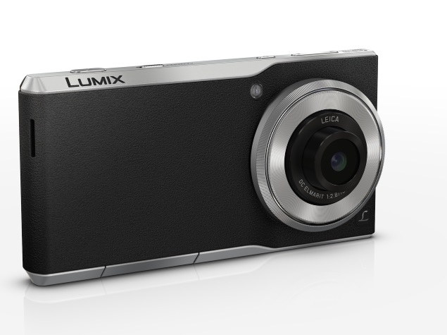 panasonic lumix dmc cm1 android smartphone with 1 inch camera sensor launched technology news. Black Bedroom Furniture Sets. Home Design Ideas