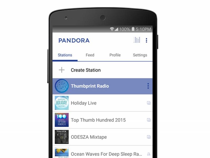Pandora Makes Peace With Music Copyright Groups
