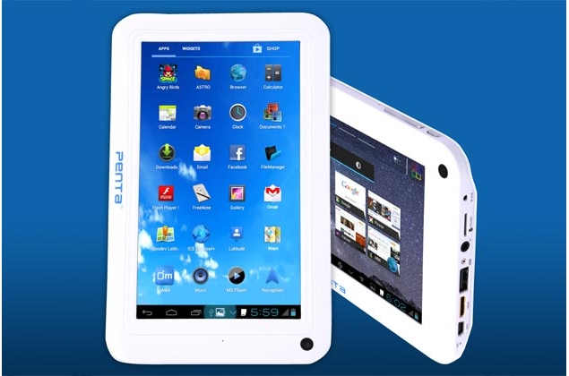 Pantel launches ICS powered Penta T-Pad IS701C for Rs. 4,999
