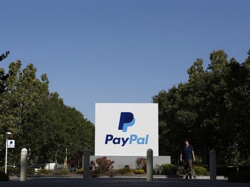 PayPal Reports Rise in Profits, Weak Transaction Volumes