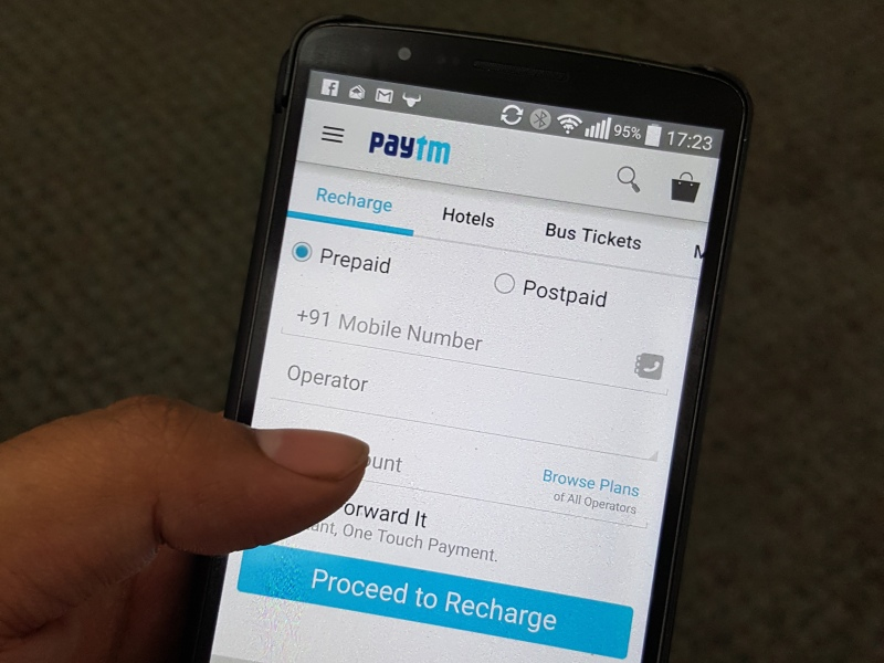 Paytm Now Has 122 Million Active Users, Claims Investor