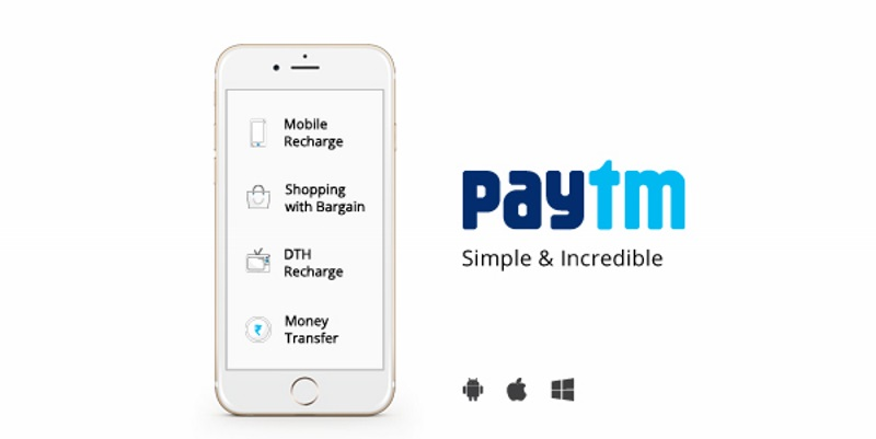 IRCTC Ties Up With Paytm for E-Catering Payments