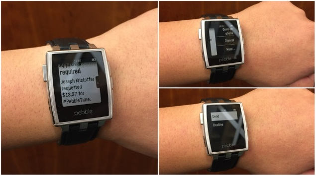 Pebble Android Wear Notifications Support Comes Out of Beta