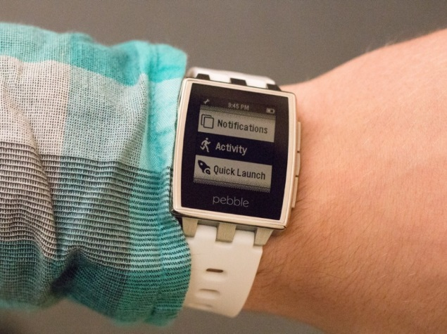 Pebble Smartwatches Get Price Cuts; Update Brings Activity, Sleep Tracking
