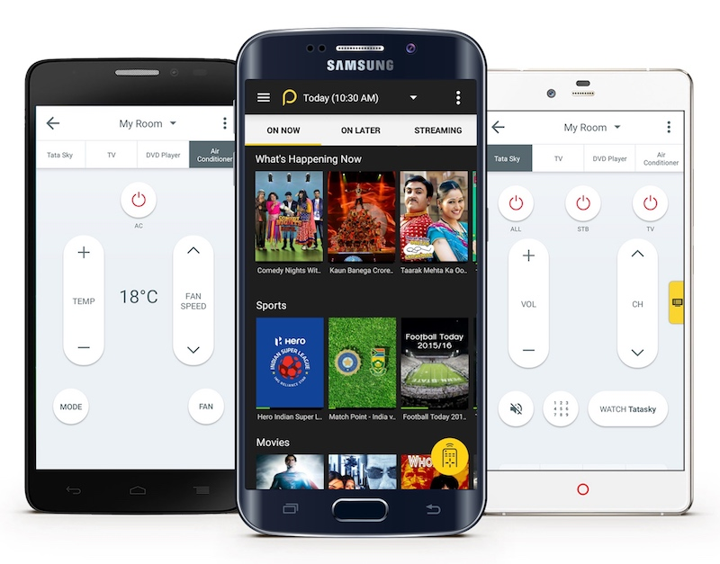 Best universal remote apps for TV