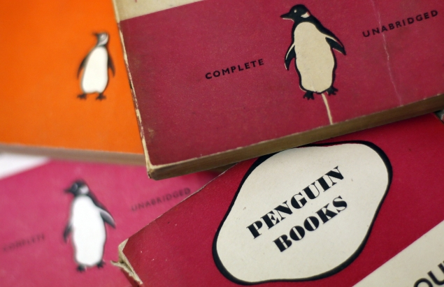US reaches ebooks settlement with Penguin