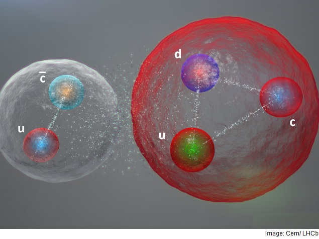 LHC Scientists Discover New Kind of Particle: The Pentaquark