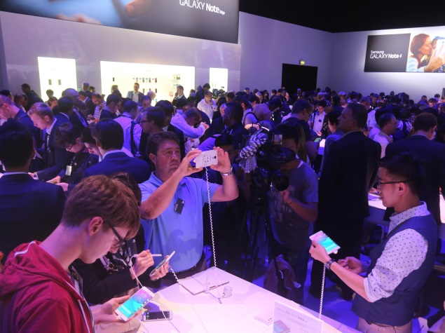 Samsung Galaxy Note 4 to Launch in China Before iPhone 6 and iPhone 6 Plus