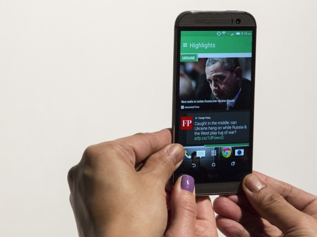 HTC Hopes Popular One (M8) Will Revive Its Fortunes