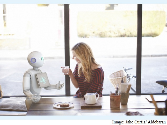 Coffee With Pepper? Robot Sells Espresso Machines in Japan