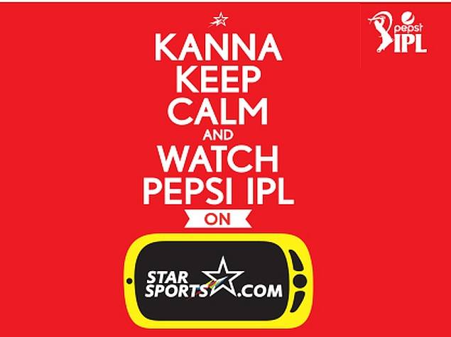 IPL 2014 live video streaming set to break all records, starsports.com claims